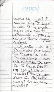 Letter to Sondheim 1991_0002