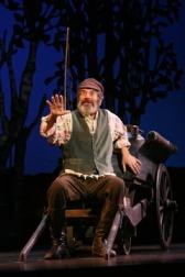 Topol as Tevye
