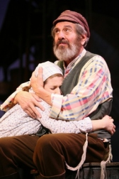 Topol in Fiddler on the Roof