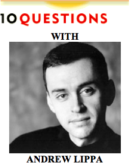 10 Questions with Andrew Lippa