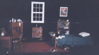 Gaby's bedroom