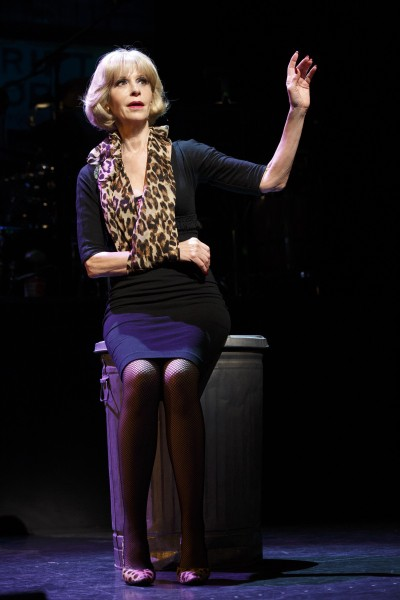 Ellen Greene in Little Shop of Horrors. Photo: Joan Marcus