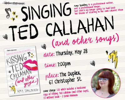 Singing Ted Callahan