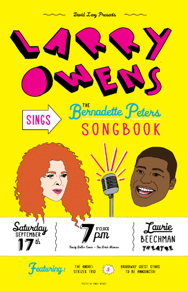 Larry Owens Sings the Bernadette Peters Songbook